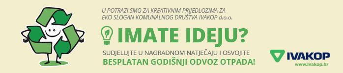 Nagradni natječaj za eko slogan
