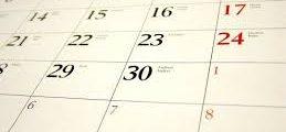 Kalendar ilustracija